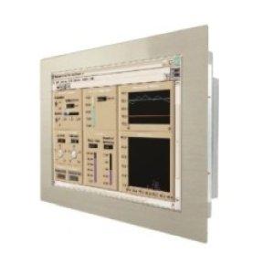 Monitory w obudowach ze stali nierdzewnej